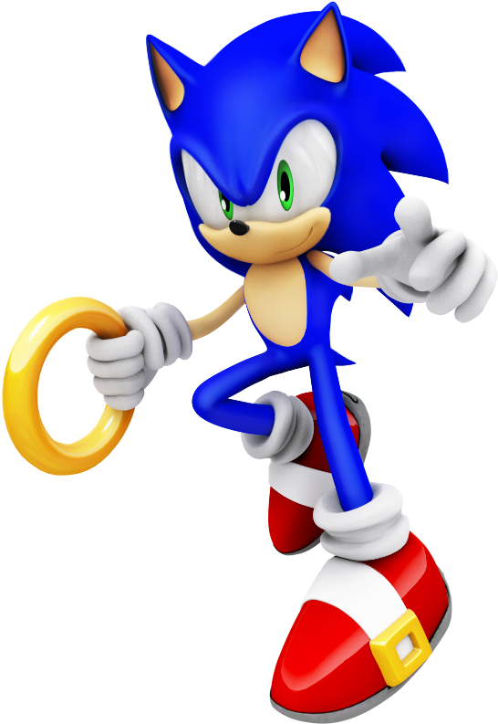 Download Sonic The Hedgehogbasicupgrade1 Sonic The Hedgehog Ring Full Size Png Image Pngkit
