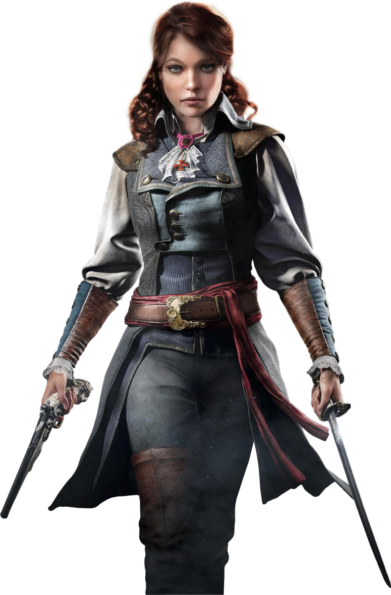 Download Image Result For Elise From Assassin S Creed Unity