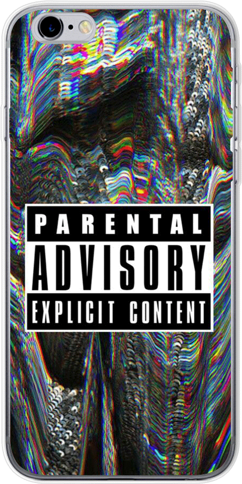 Download Parental Advisory Phone Case Parental Advisory