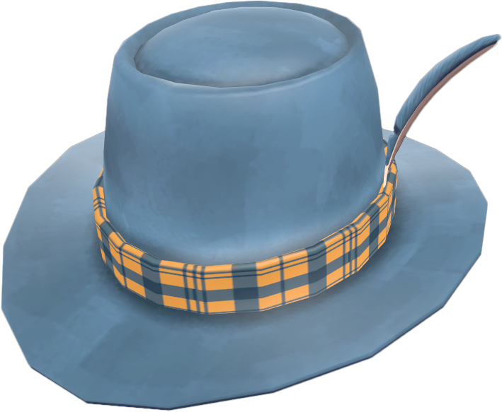 Download Hustler S Hallmark Blu Tf2 Cowboy Hat Full Size Png Image Pngkit Black and white american flag png. pngkit