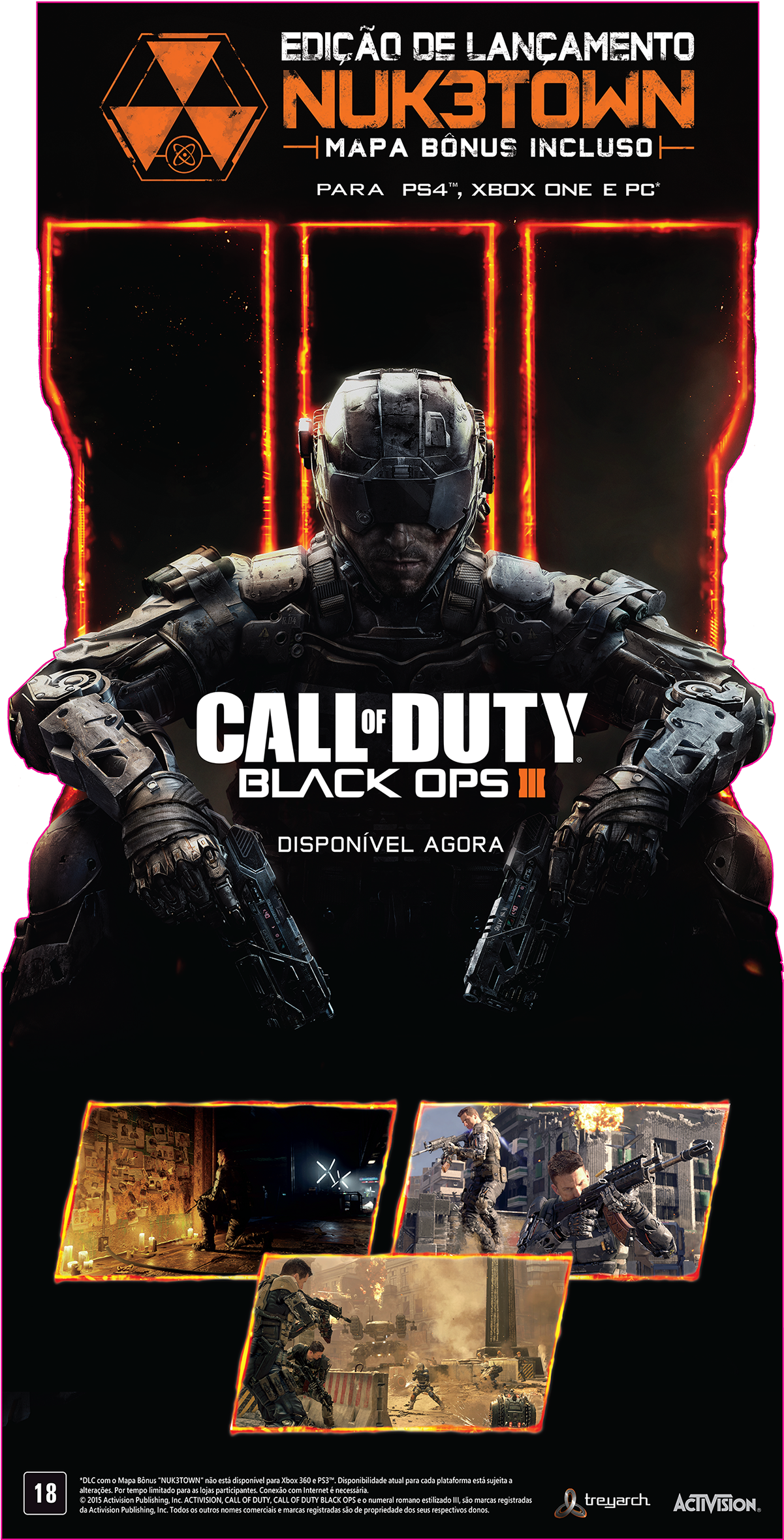 Download Thank You - Activision Call Of Duty: Black Ops 3 Pc