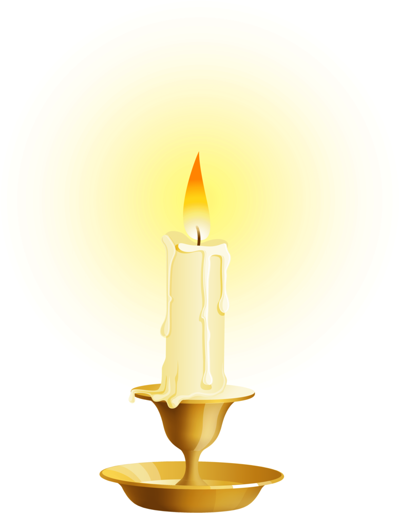 Download Yandex Disk, White Candles, Burning Candle, Art Images