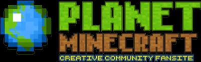 Download Planet Minecraft Logo Transparent Background Full Size