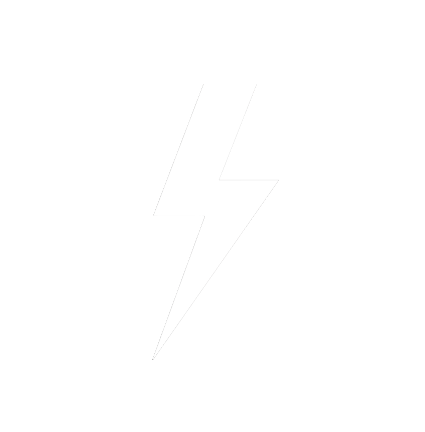 Download Lightning Icon White Internet Icon Png Full Size Png Image Pngkit