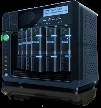 dedicated server network
