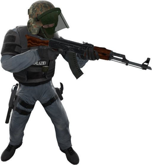 Download File History Cs Go Player Model Png Full Size