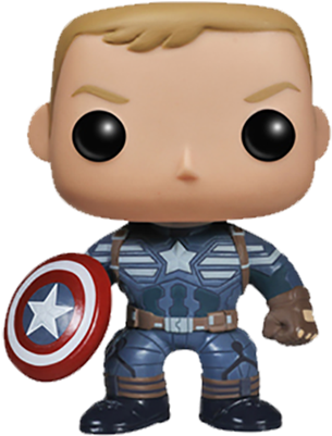 Download Marvel Captain America (unmasked) Icon - Captain