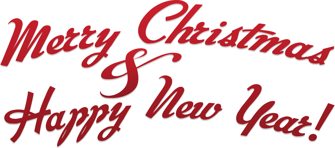 download merry christmas happy new year calligraphy full size png image pngkit download merry christmas happy new