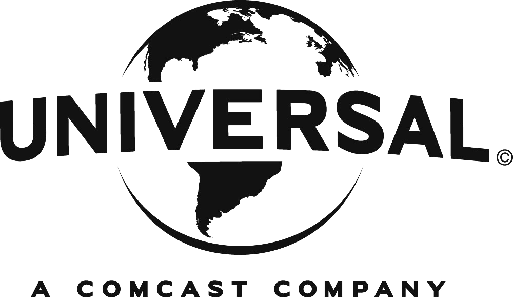 Download Universal A Comcast Company Logo Universal Studios Dvd Logo Full Size Png Image Pngkit