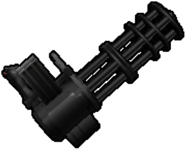 Download Minigun Wikipedia Minigun Game Pass Roblox Full Size Png Image Pngkit
