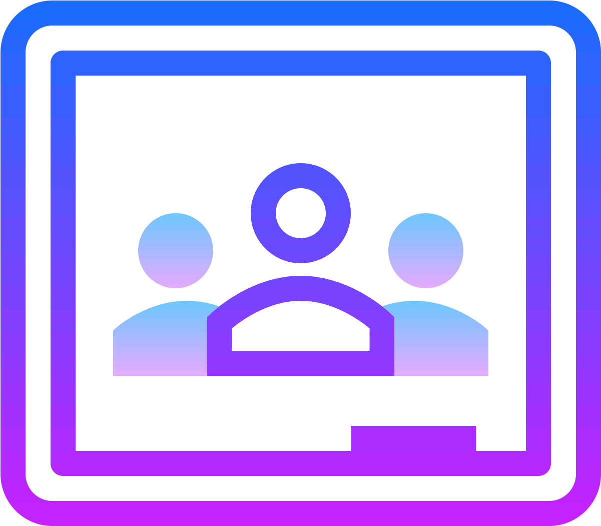Download Google Classroom Icon - Definition Of Computer In