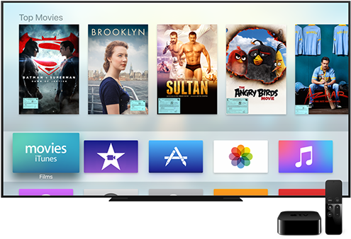 Download Apple Tv 4k Makes Your Favourite Tv Programmes And