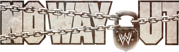 Download Wwe Steel Cage Png Wwe No Way Out Logo Png Full Size