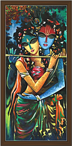 248 2485542 radha krishna painting hd
