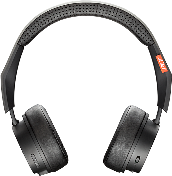 Download Headset Drawing Ear Phone Plantronics Bluetooth Headphones Full Size Png Image Pngkit