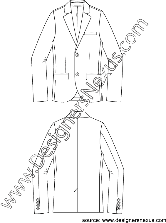 Download Dress Shirt Clipart Flat Sketch Men S Fully Fashioned Sweater Flat Full Size Png Image Pngkit