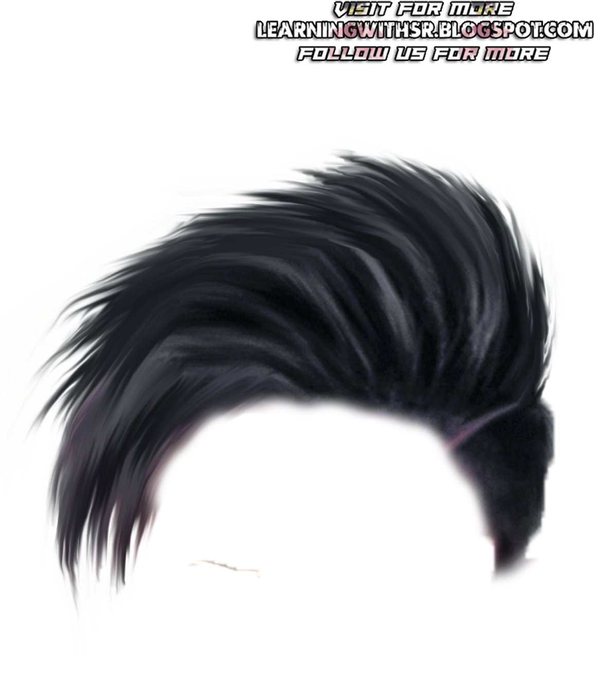 Download Cb Hair Png For Picsart Full Size Png Image Pngkit
