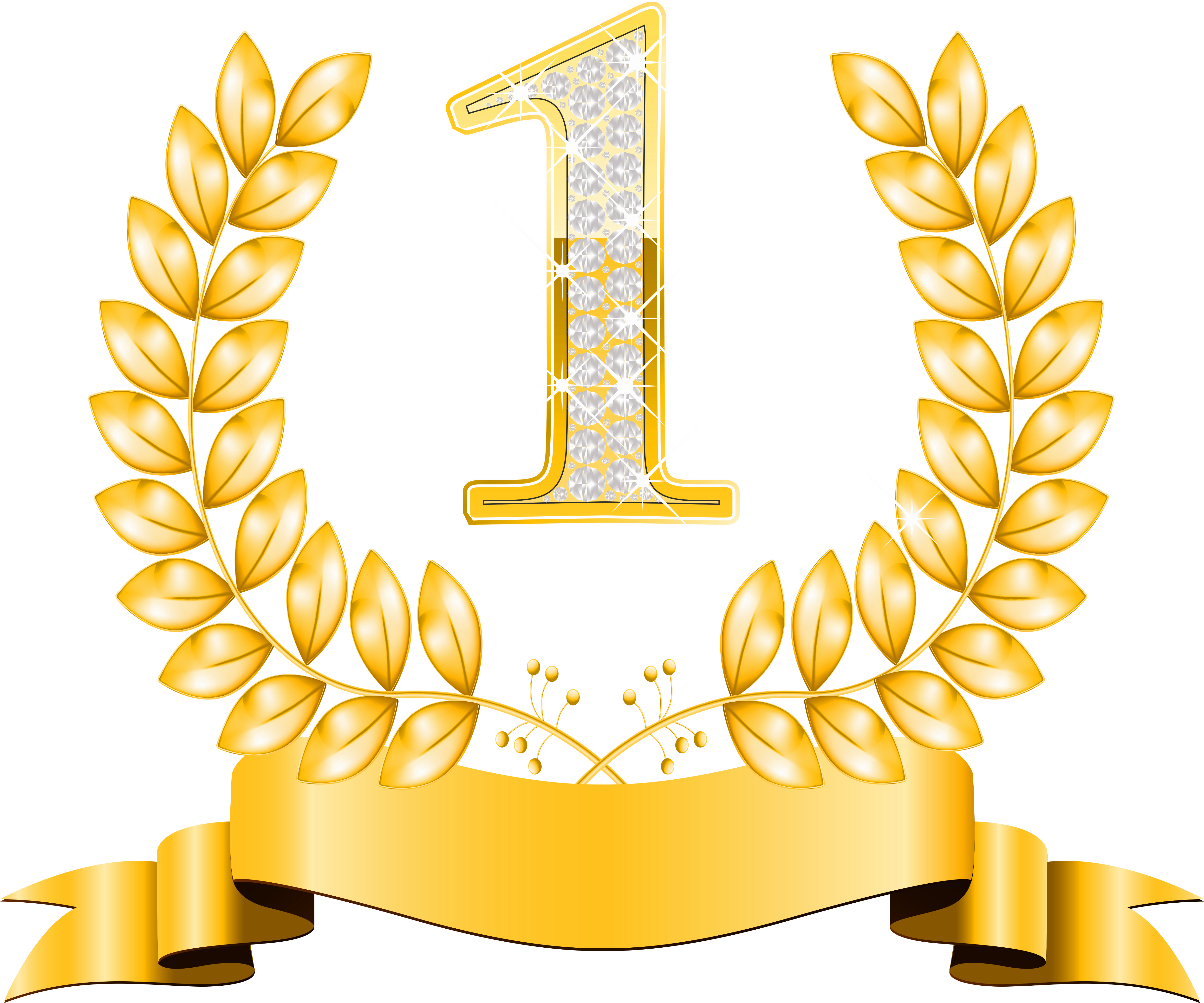 Download Trophy Clipart First Place - First Place ...