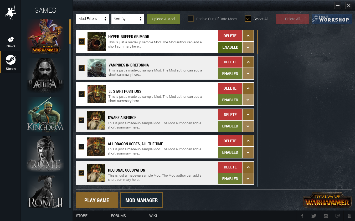How To Download Steam Mods