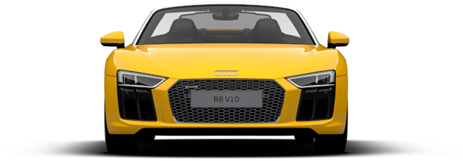 Download Build Your R8 Spyder V10 Plus 2018 Audi R8 Png Full