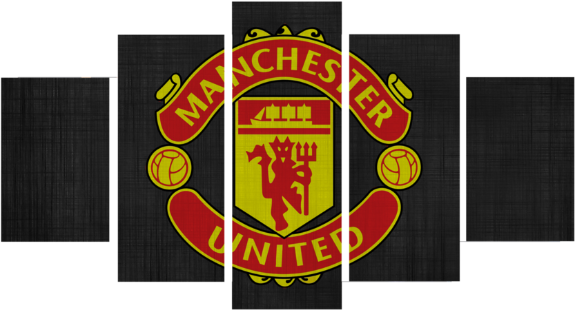 download hd printed manchester united logo 5 pieces canvas led zepplin logo png full size png image pngkit 5 pieces canvas led zepplin logo png