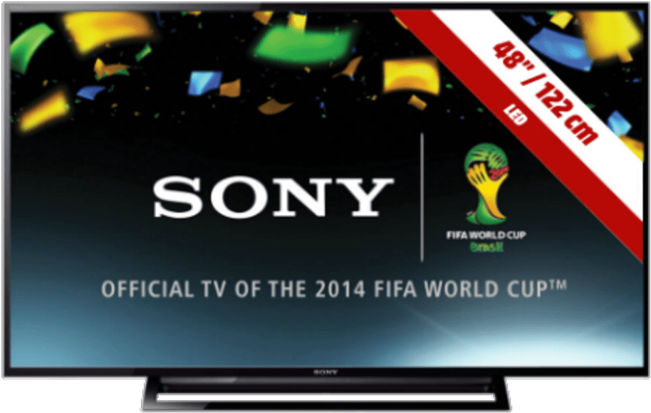 Download Sony Lcd Tv Png Download - Sony Bravia 40 Pulgadas