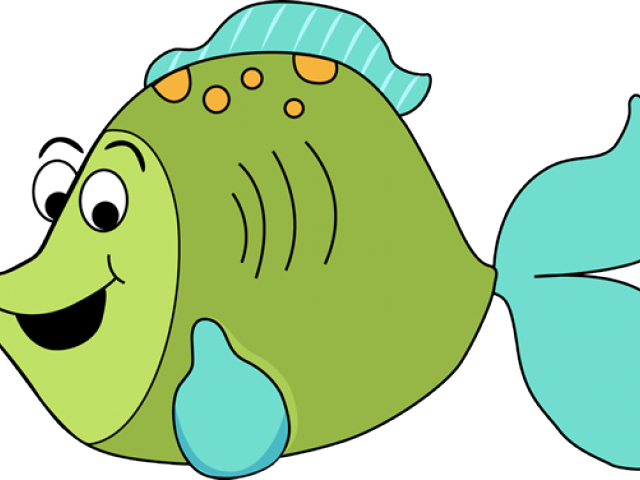 Download Cute Fish Cartoon Images Clipart Fish Cartoon Full Size Png Image Pngkit