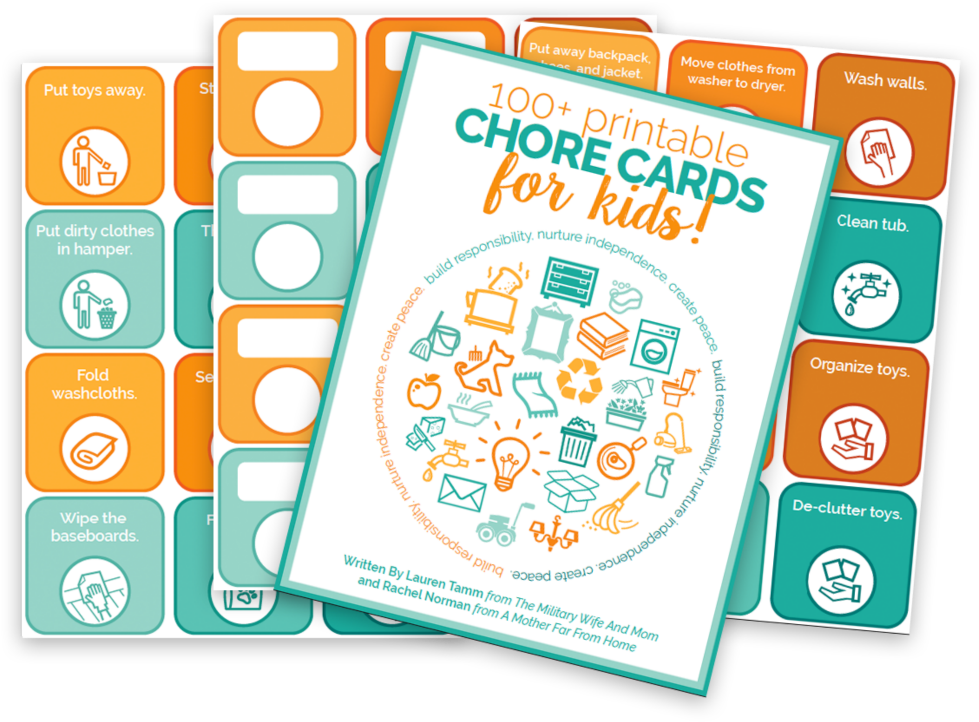 This is a photo of Printable Picture Chore Cards within downloadable