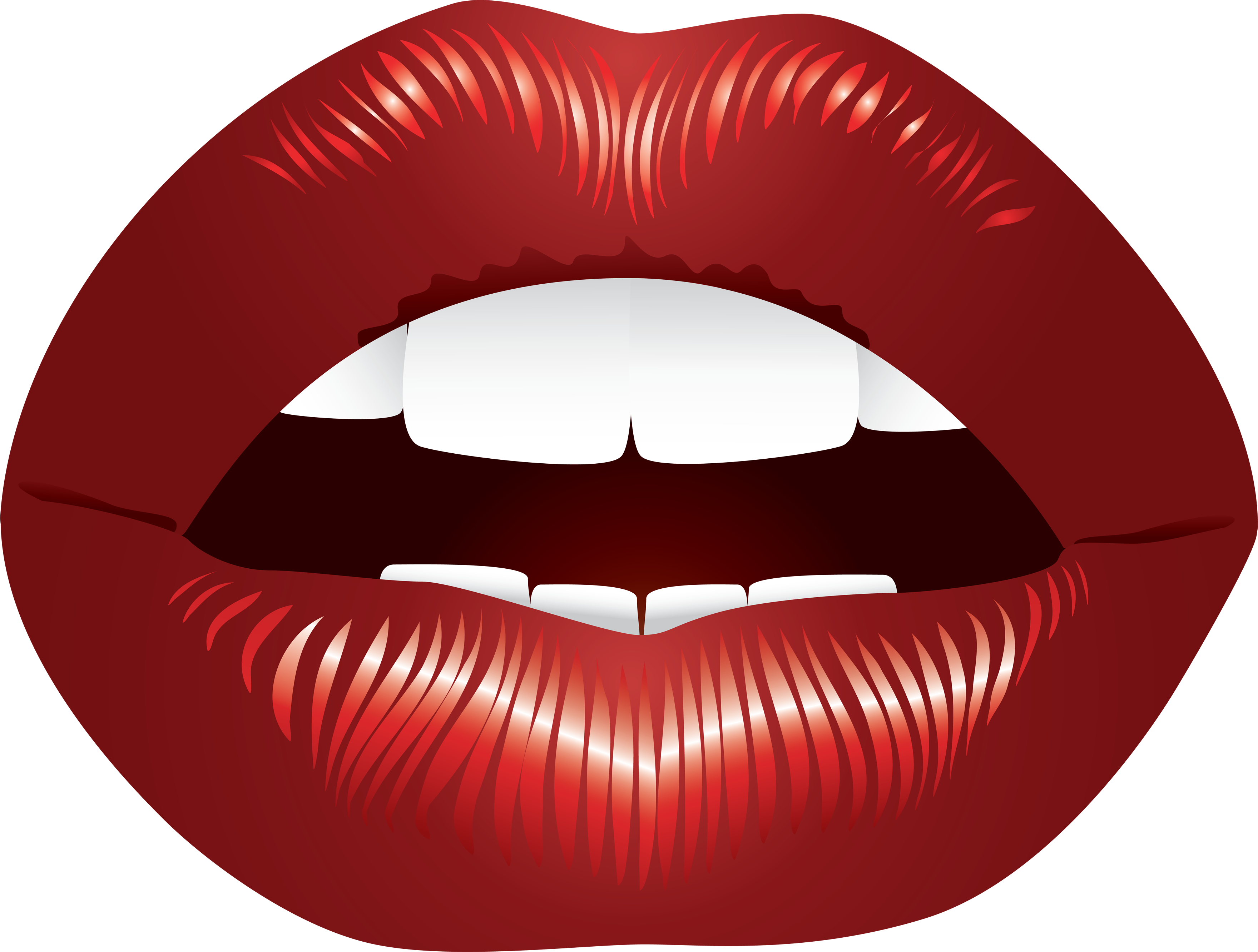 Download Lip Mouth Cartoon Clip Art Popsockets Generic Popsockets Expanding Stand And Full Size Png Image Pngkit