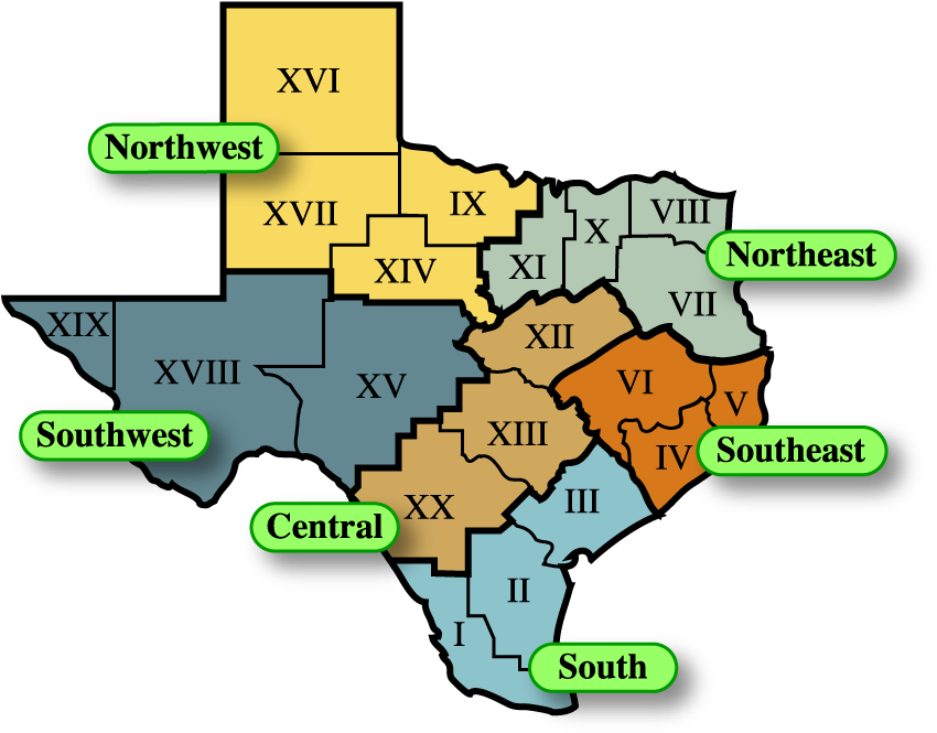 Northwest Texas Map Download Northwest Texas Map   Full Size PNG Image   PNGkit