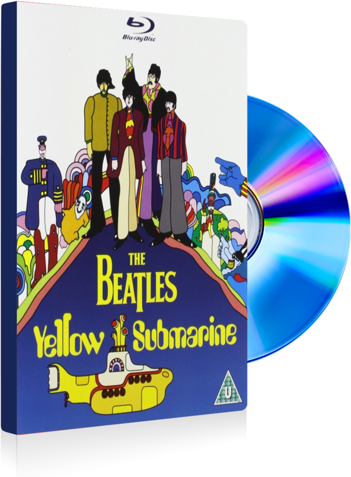 Download Double Tap To Zoom Yellow Submarine Blu Ray Disc