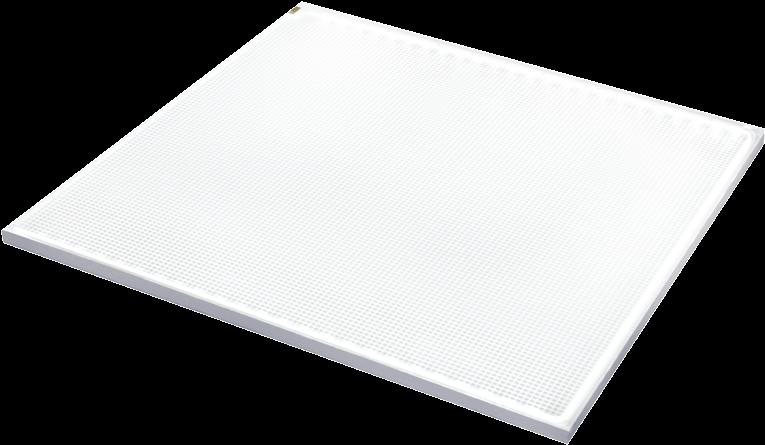 Download Square Lumisheet Led Light Panel On White - Ceiling - Full