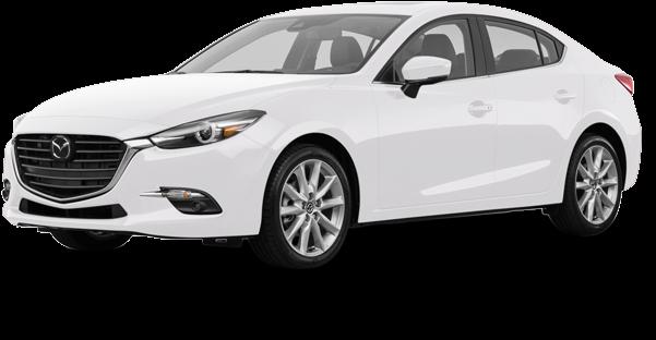 2018 Mazda3 Mazda 2016 3 Hatchback White 800x400 Png