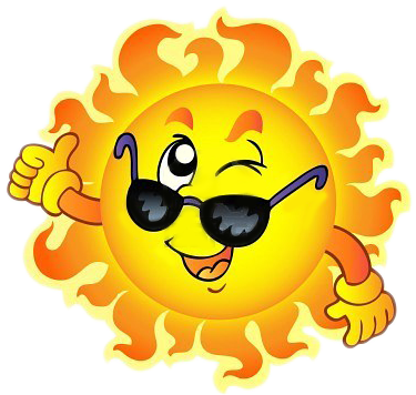 Download Funny Sun, Sun With Sunglasses, Happy Sun, Face ...
