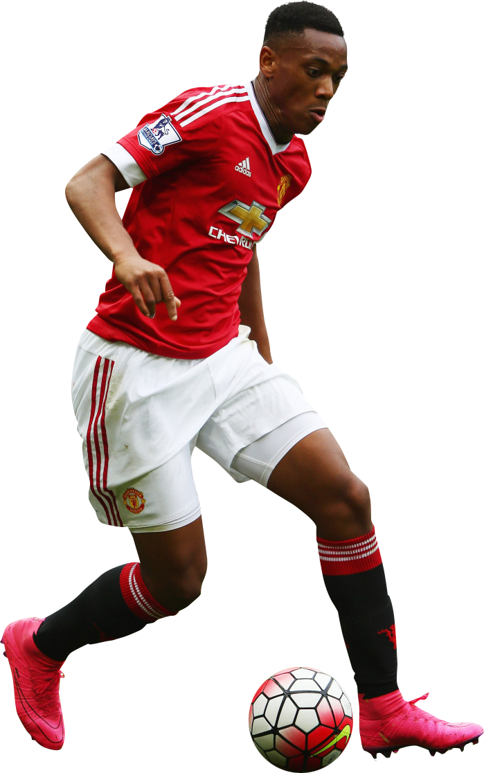 Download Anthony Martial Football Render Anthony Martial No Background Full Size Png Image Pngkit