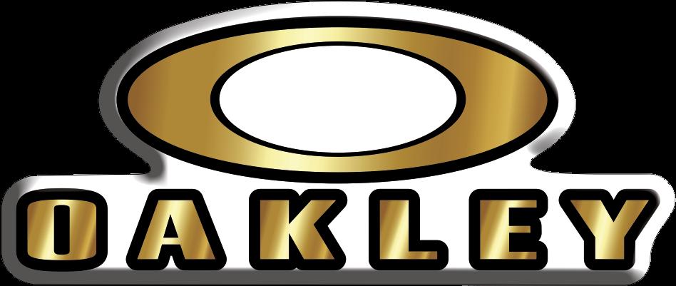 Download Simbolo Da Oakley Dourado Full Size Png Image Pngkit