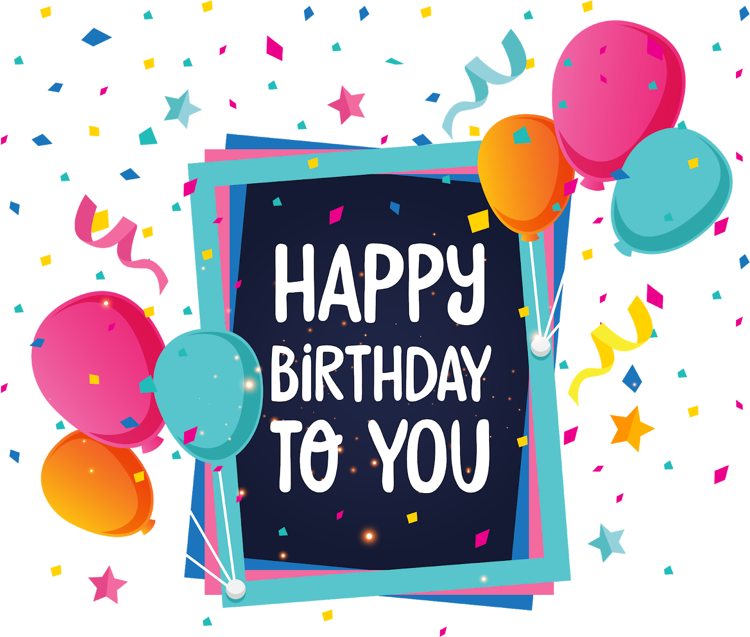 Download Birthday Png Backgrounds Hd Happy Birthday 2018 New Full Size Png Image Pngkit
