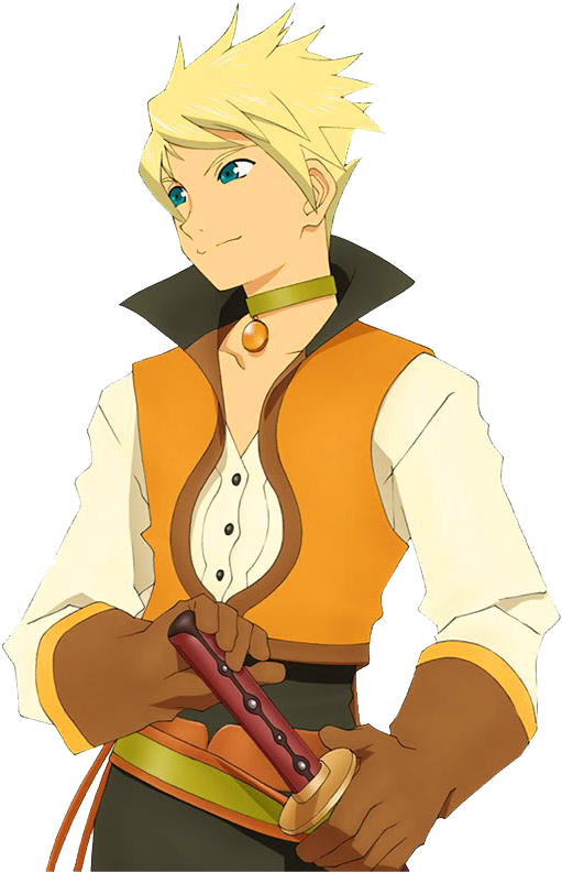 Download Guy Cecil Blonde Anime Guy With Spiky Hair Full Size Png Image Pngkit