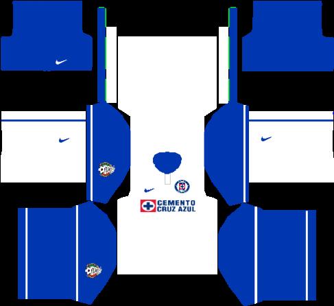 sneakers for cheap 16c16 2b695 Download Cruz Azul Logo Dream League Soccer - Dream League ...