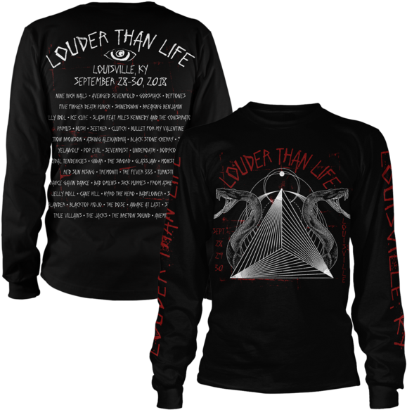 Download Geo Snake Long Sleeve - Limited Edition - Selling