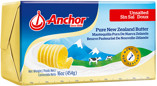 Download Anchor Unsalted Butter Anchor Butter Nz Full Size Png Image Pngkit