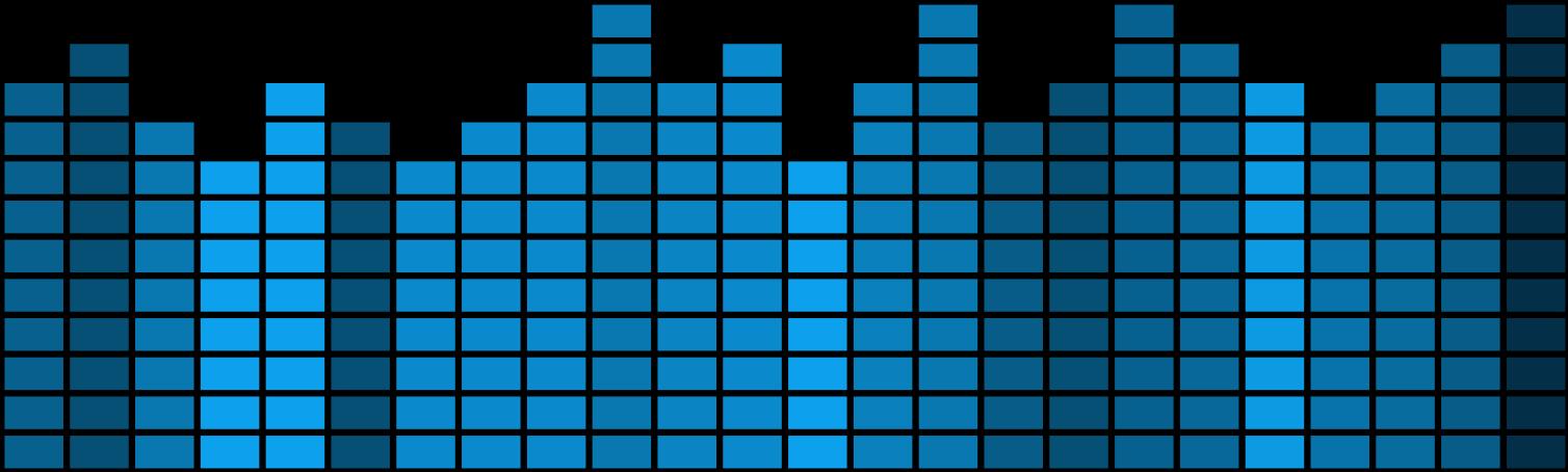 Download Sound Waves Png Color - Full Size PNG Image - PNGkit