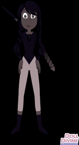 Download Onyx Doll Divine Transparent - Steven Universe