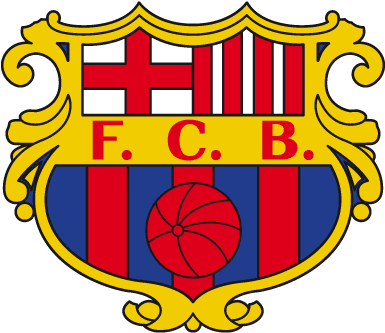 Download Wallpaper Fc Barcelona Fc Barcelona New Crest Full Size Png Image Pngkit