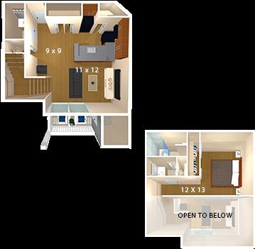 Download Bent Tree Apartments Floor Plan Full Size Png Image Pngkit