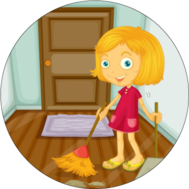 download sweep regularly and use doormats sweep the floor clipart full size png image pngkit use doormats sweep the floor clipart