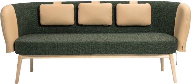 Download Three Seater Sofa Furniture Full Size Png Image Pngkit
