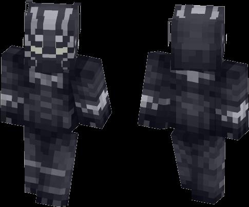 panther minecraft skin