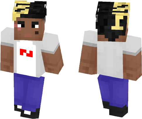 Download Male Minecraft Skins Minecraft Skin Boy Red And White Full Size Png Image Pngkit