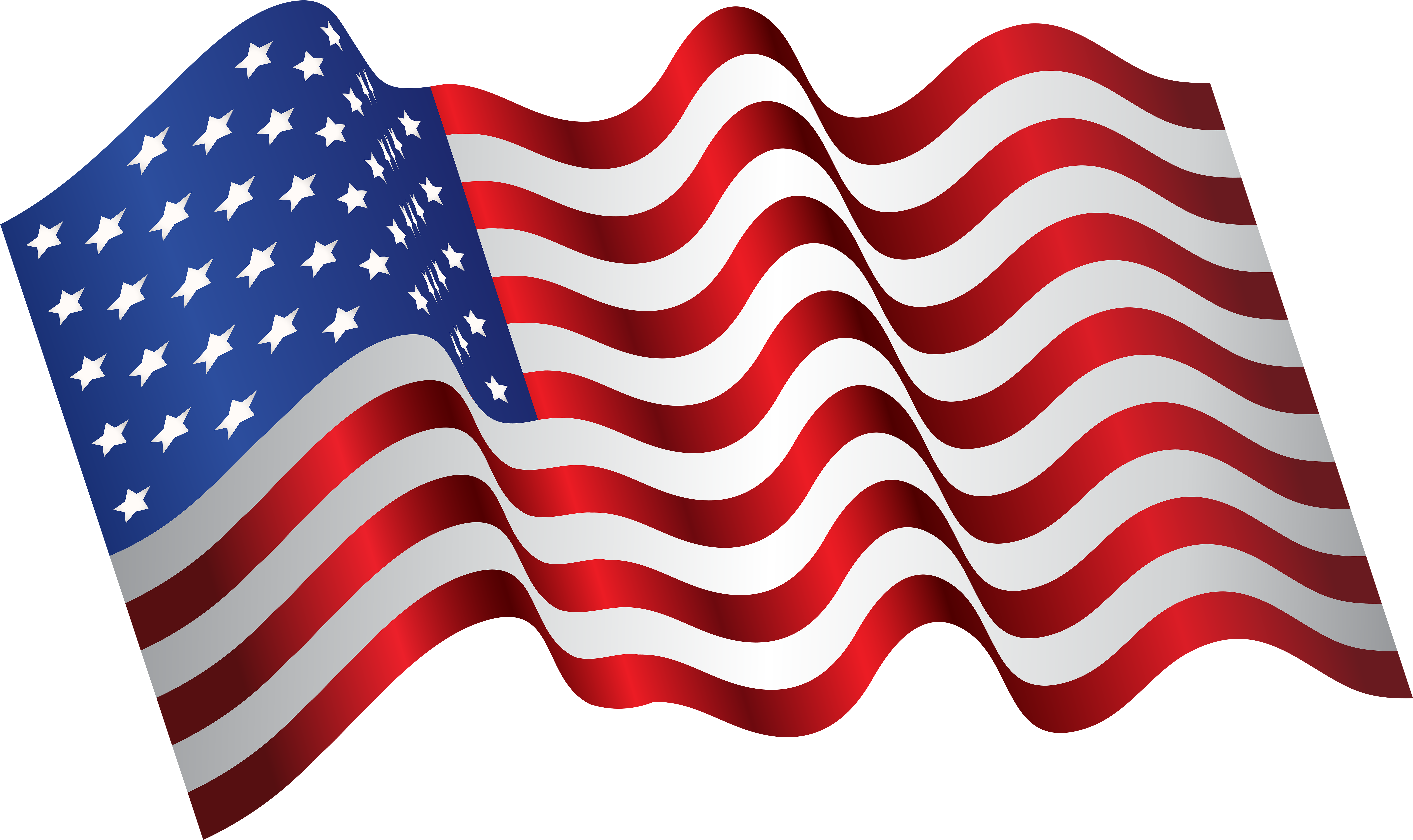 Download Waving American Flag Png - Memorial Day Soldier ...